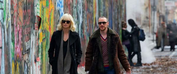 Atomic Blonde Berlin