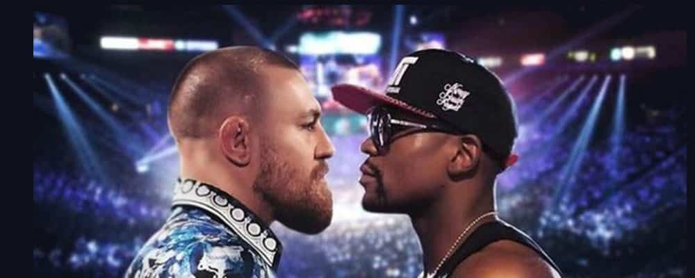 Mayweather vs Connor