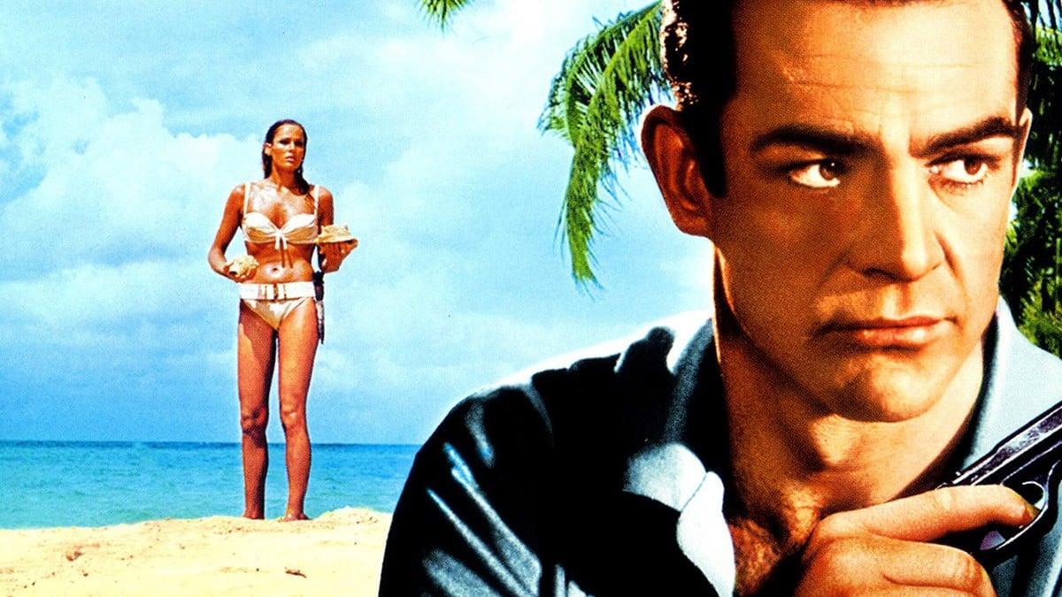 Sean Connery James Bond Dr No