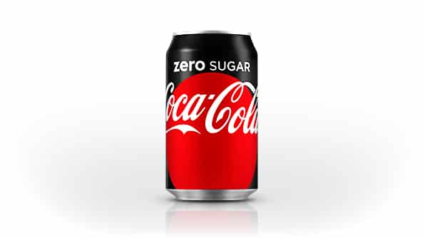 Coca-Cola Journey Coca-Cola Zero Sugar