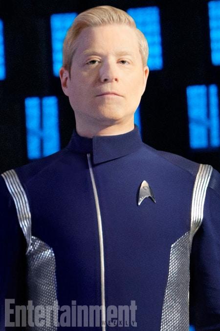 Lt Stamets Star Trek discovery