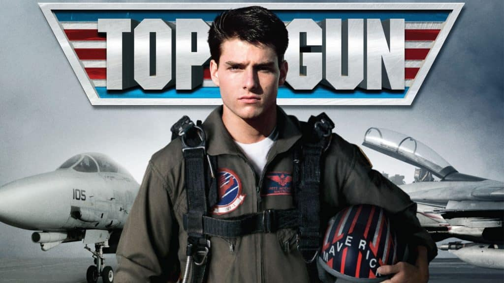 Top Gun filmposter