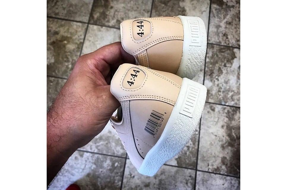 Jay Z Puma Sneaker