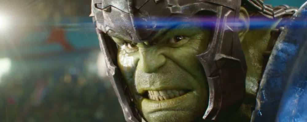 Banner Hulk Thor Ragnarok