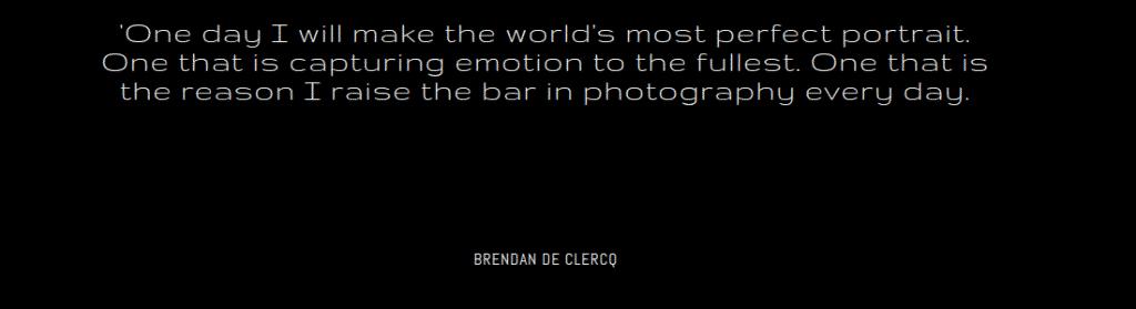 Brendan de Clerq