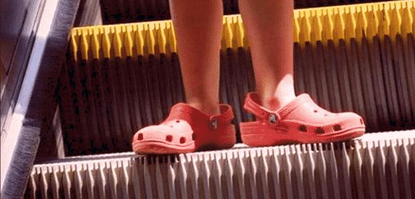 Crocs lift