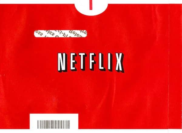 Netflix enveloppe