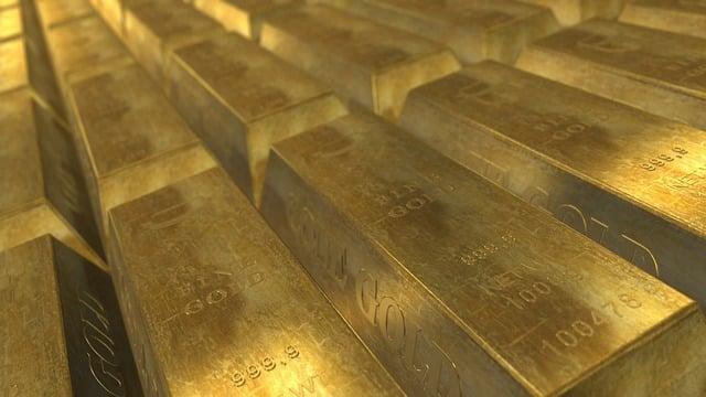 Bitcoin waarde goud
