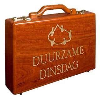Duurzame Dinsdag koffer