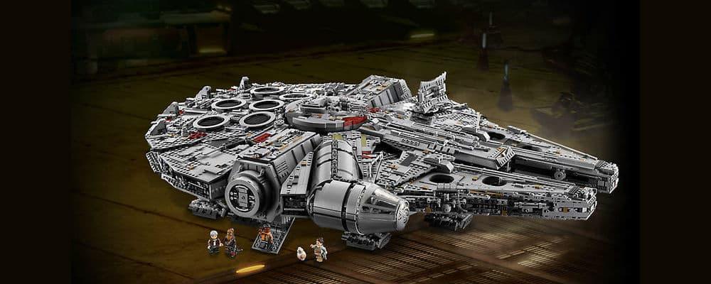 Lego Millenial Falcon