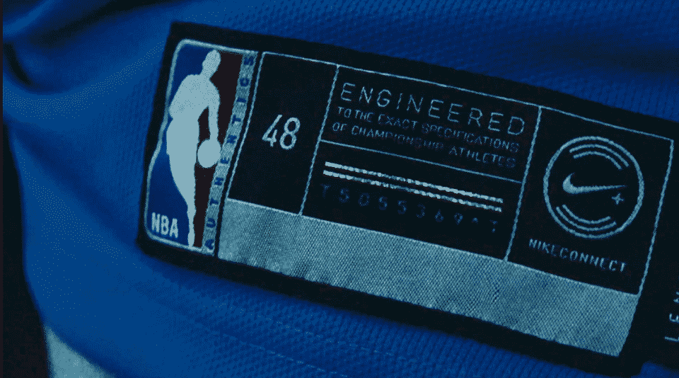 Nike Connect label