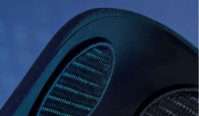 Detail Speakerhat