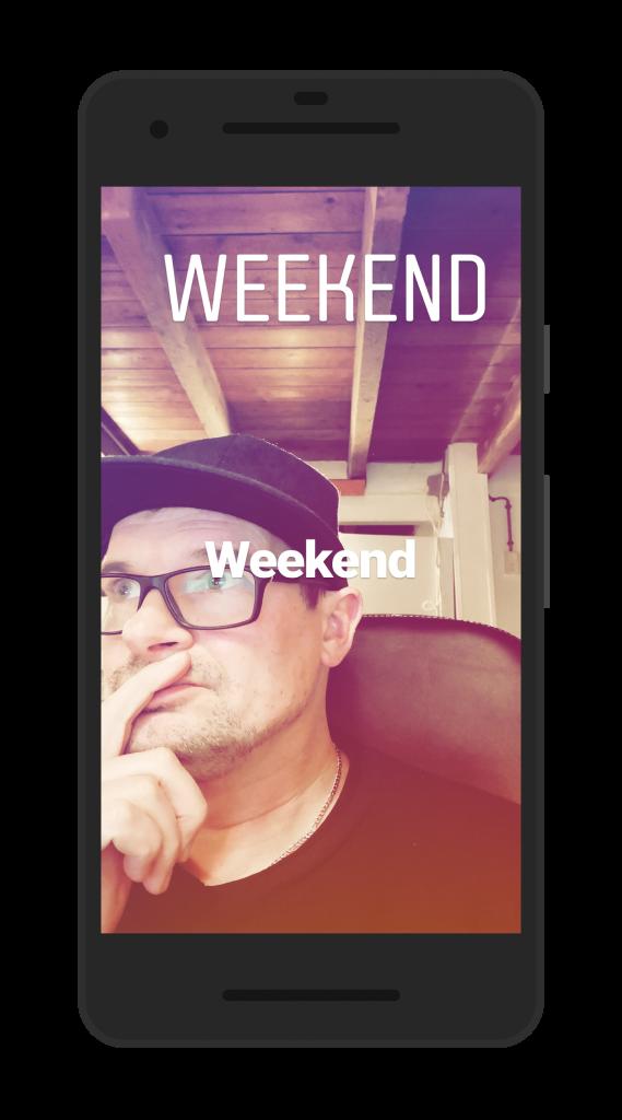 Instagram teksten