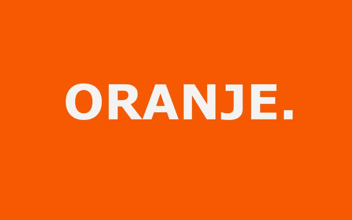 321ce290435 Waarom is Oranje de kleur van Nederland? -