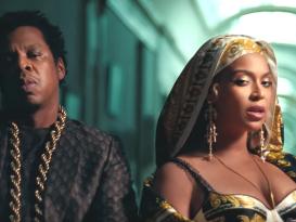 Beyonce en Jay Z