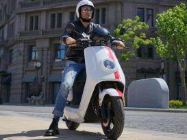 NIU e-scooter
