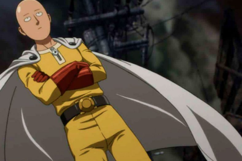 Netflix - One Punch Man