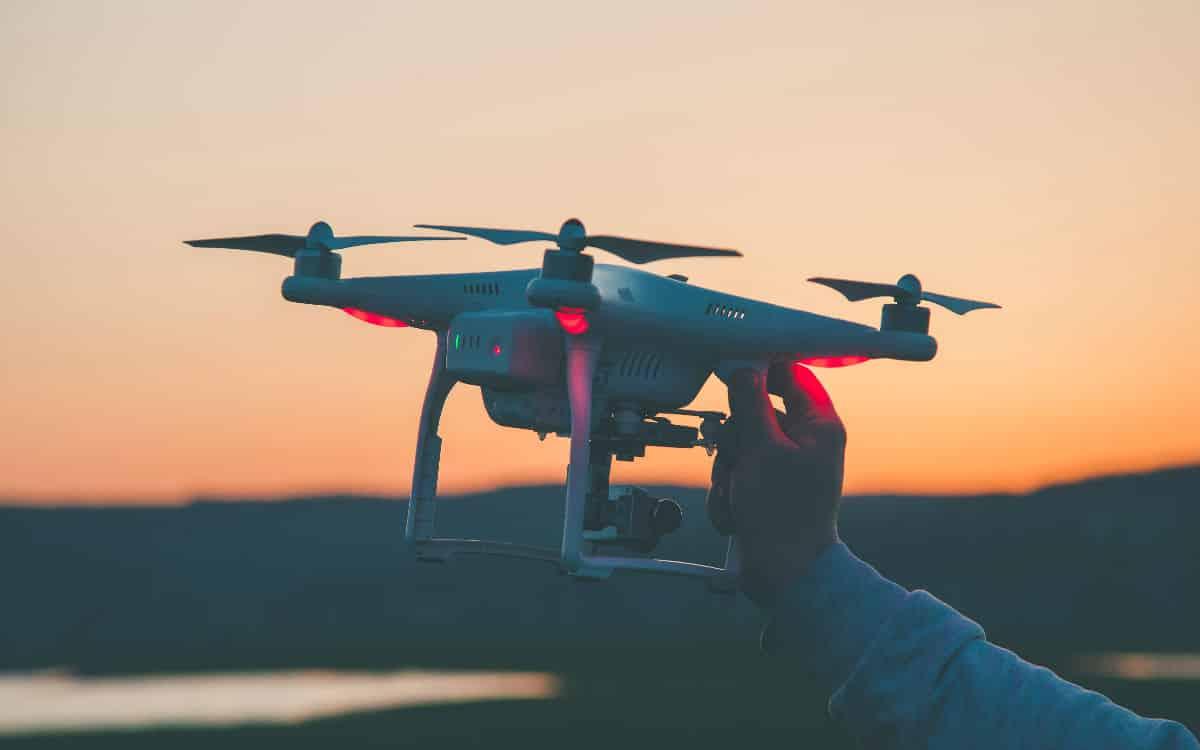 regels voor vliegen met drone