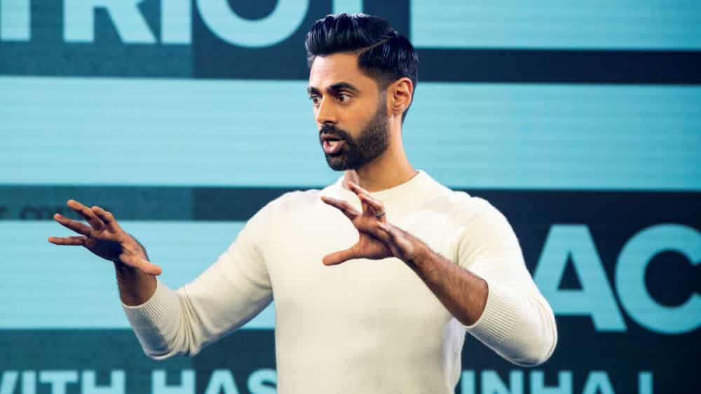 Hassan Minhaj Patriot Act