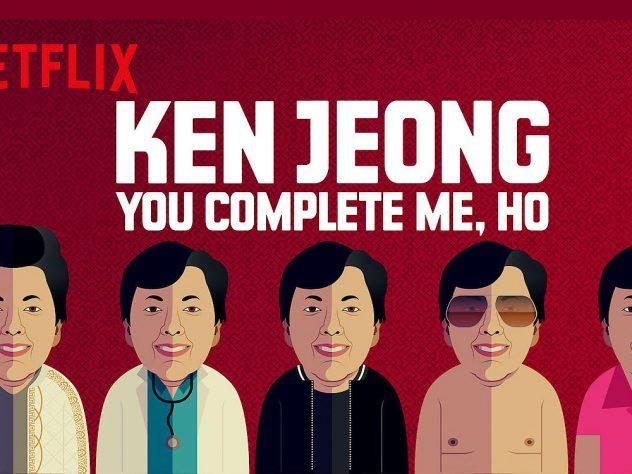 Ken Jeong, Mr Chow