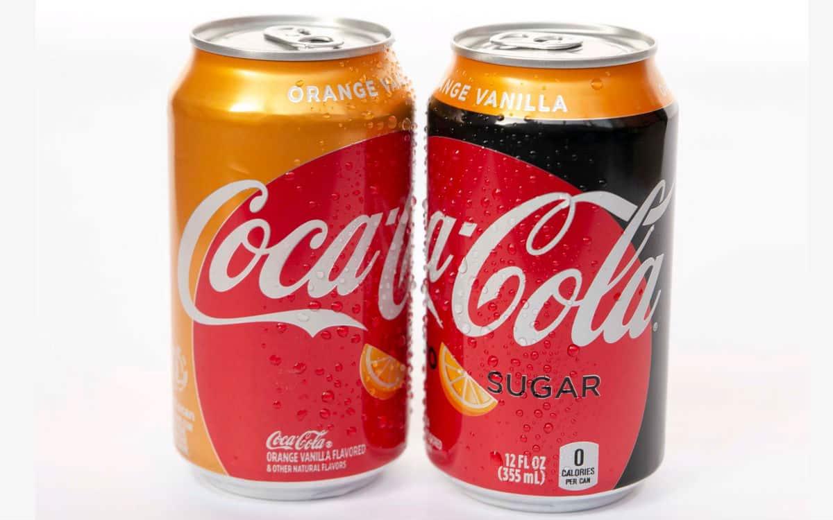 Nieuwe smaak Coca-Cola