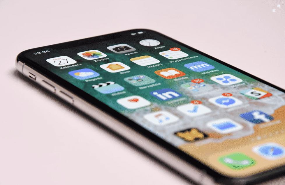 iPhone-apps worden extern bekeken