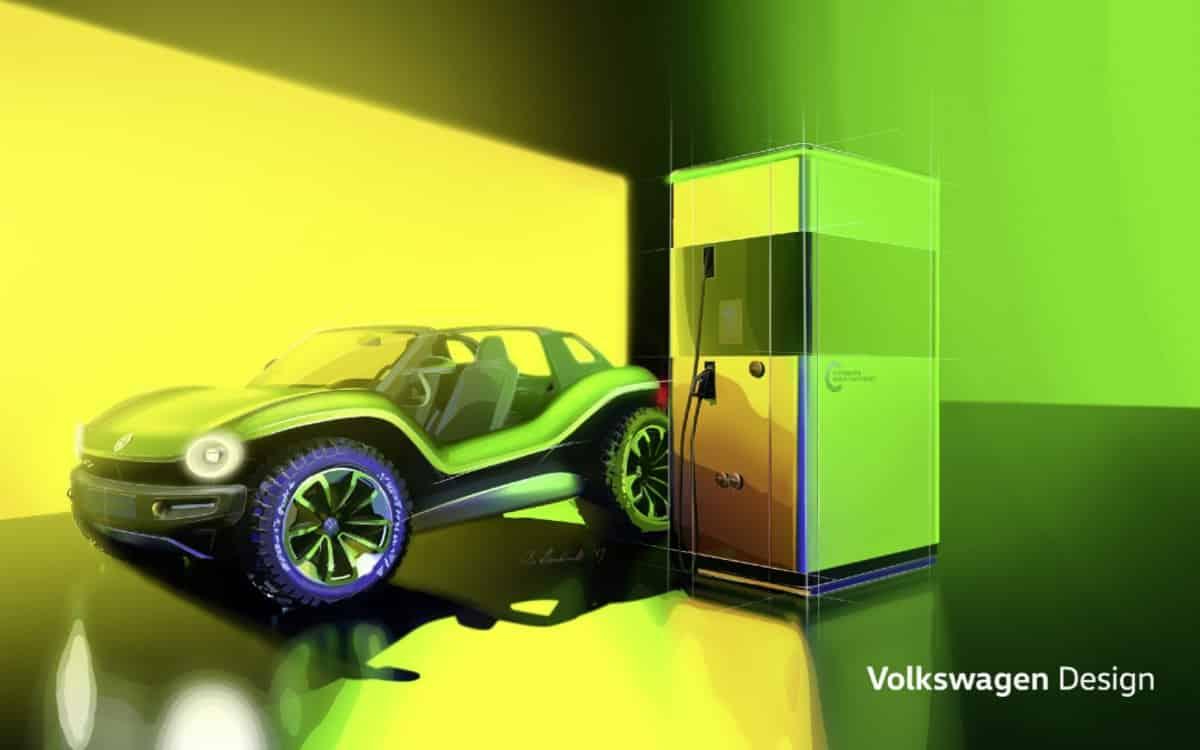 Volswagen Powerbank