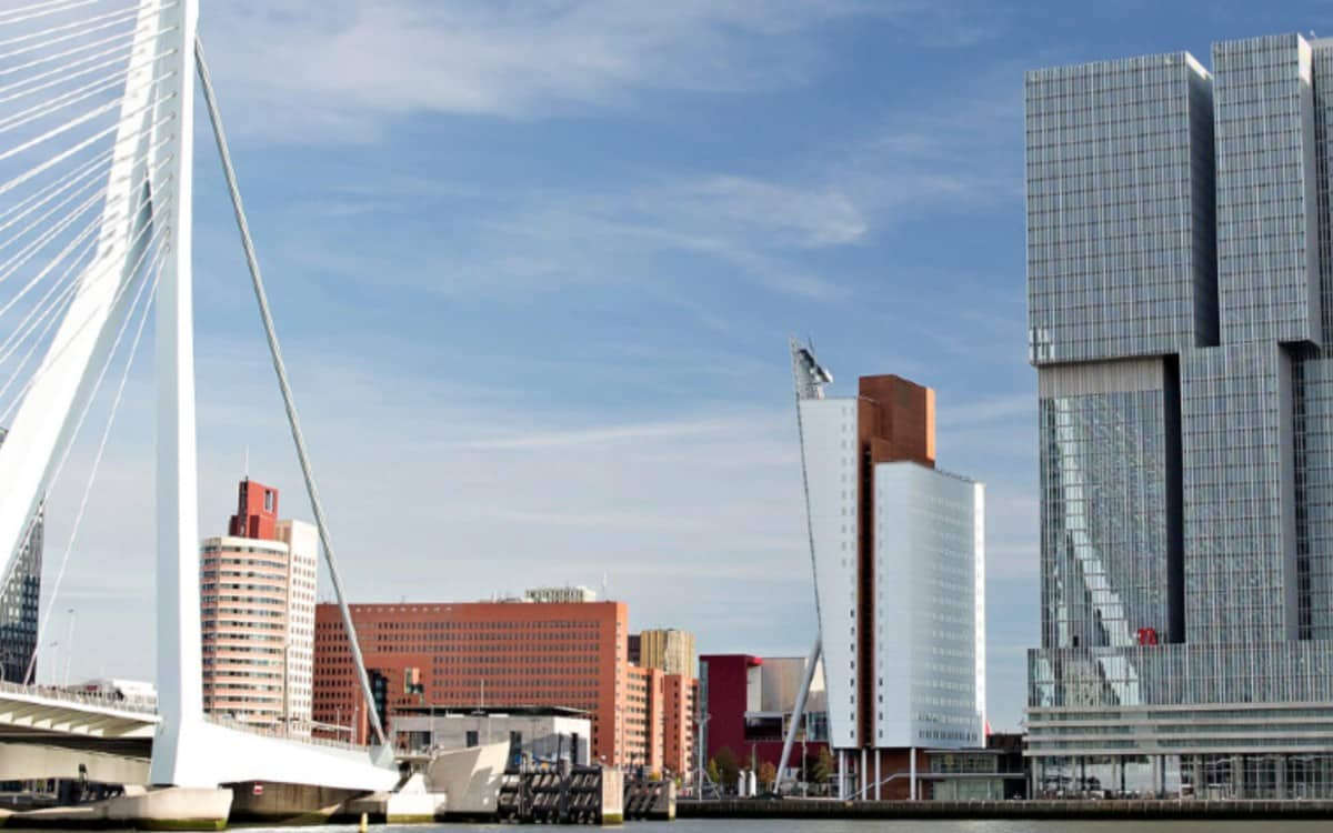 Banner Rotterdam