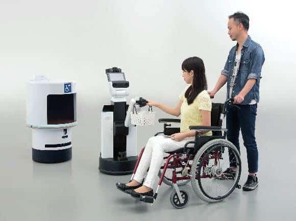 HSR Huma Support Robot