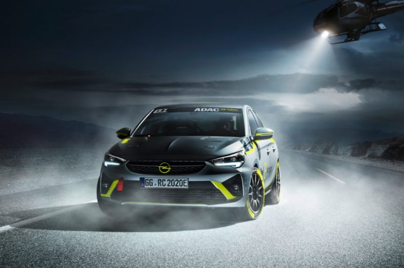 Opel Corsa-e Ralley