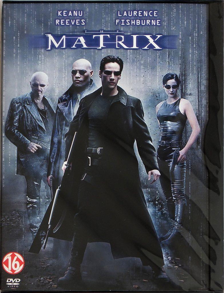 The Matrix Filmposter