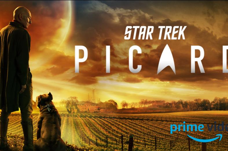 Star trek Picard Amazon Prime
