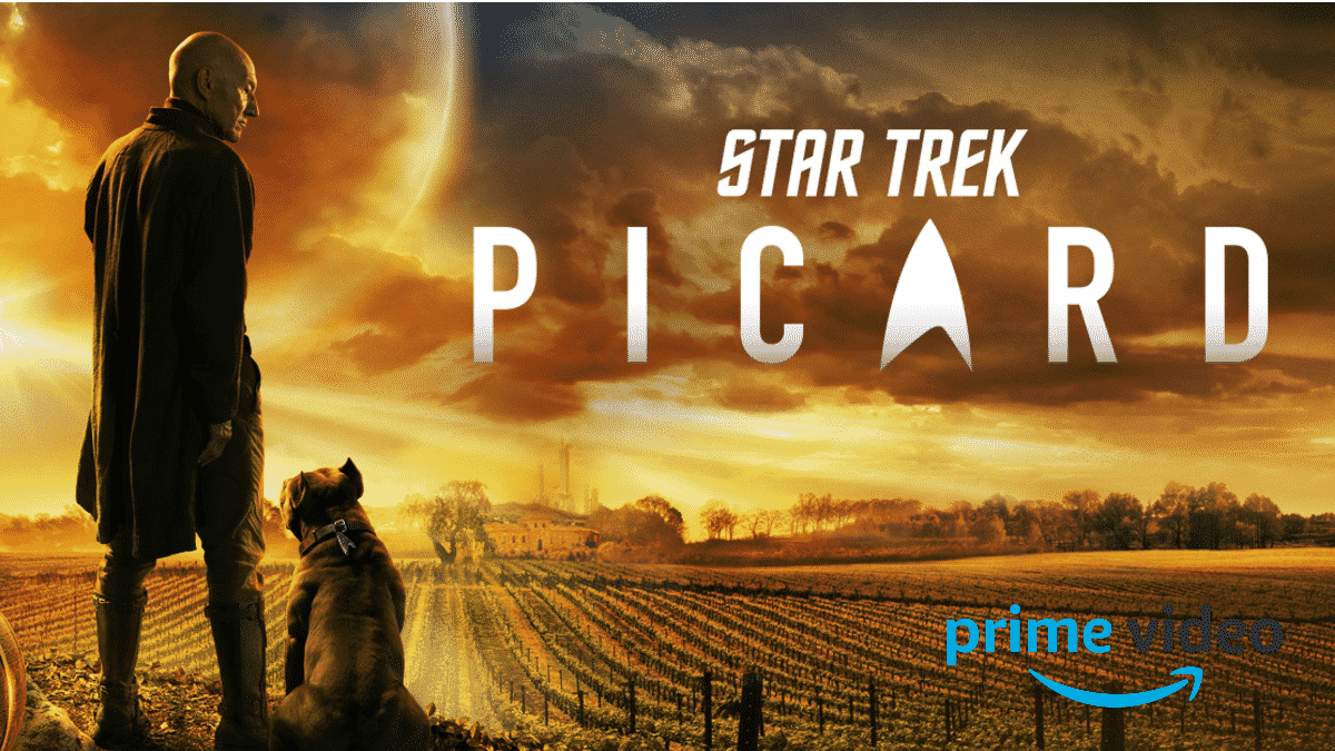Star trek Picard Amazon Prime