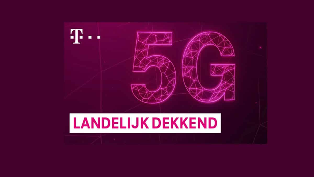 5G landelijk dekkend